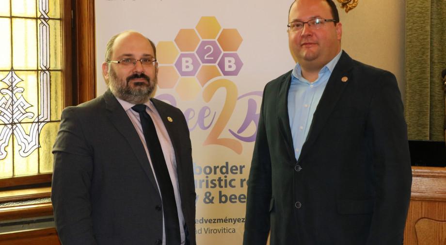 Megrendezésre került a Bee2Be projekt zárókonferenciája